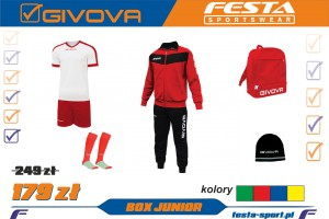 BOX GIVOVA JUNIOR